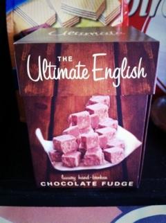 チョコレートファッジ