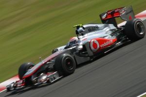 ジェンソン・バトン 日本GP 2011