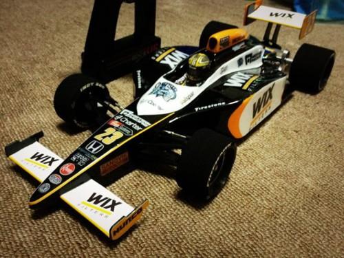 IndyCar Paul Tracy 2011