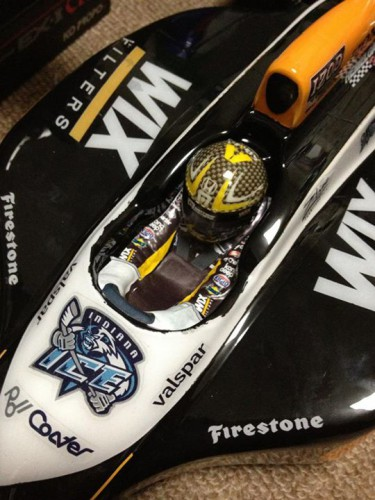 IndyCar Paul Tracy 2011 R/C