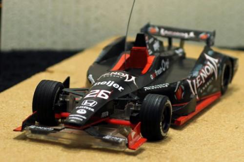 VENOM IndyCar DW12 Paper craft R/C Body