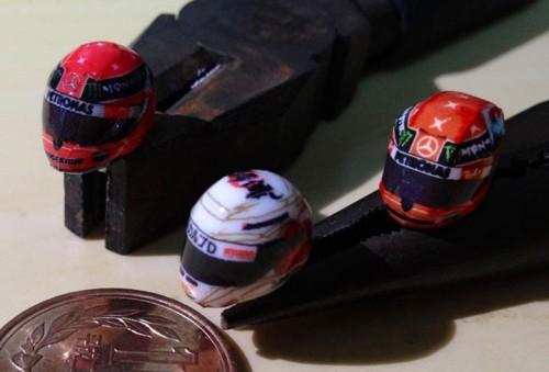 miniz-f1 helmet