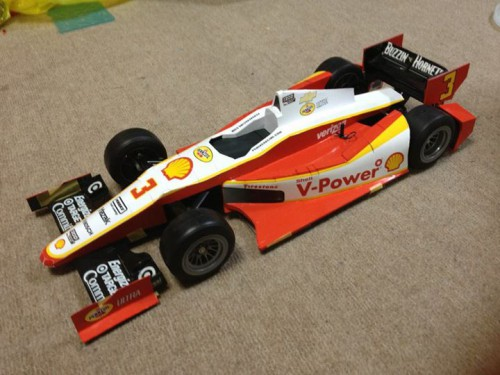 DW12 Paper Craft for TAMIYA F104