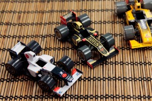 2012 LOTUS E20 and Sauber C31 paper craft