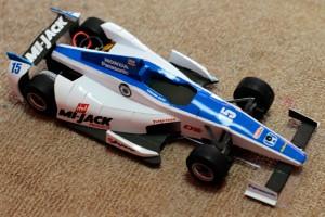 IndyCar 2012 DW12 INdy500 Takuma Sato version