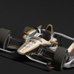 SoftBank Miller Team Rahal Letterman Lanigan Racing (架空マシン)