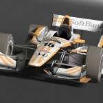 IndyCar SoftBank Rahal Letterman Lanigan Racing : Fake