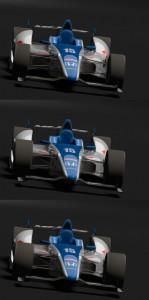 IndyCar DW12 for R/C