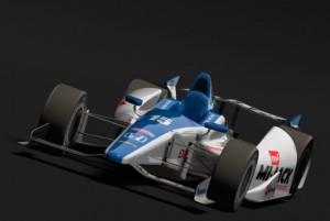 IndyCar 2012 DW12