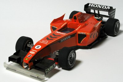 Mini-z F1 spiker papercraft