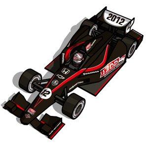 IndyCar DW12