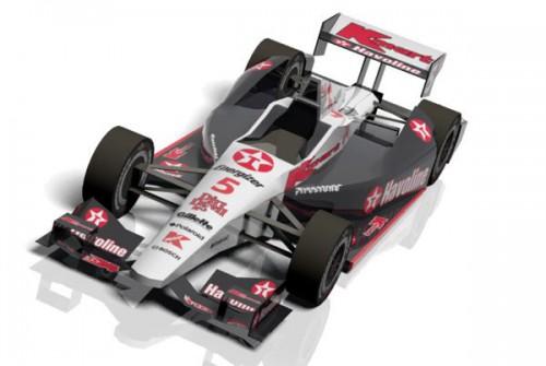Newman Haas DW12