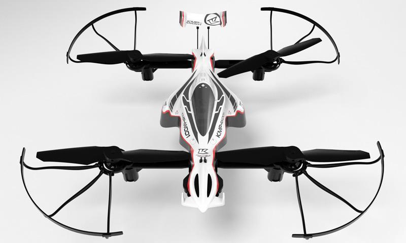 DRONE RACER G-ZERO
