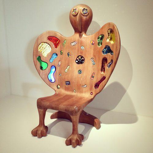 ニキ・ド・サンファル展を観に国立新美術館へ