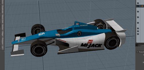 Indycar 2012 Indy500 DW12 Takuma Sato