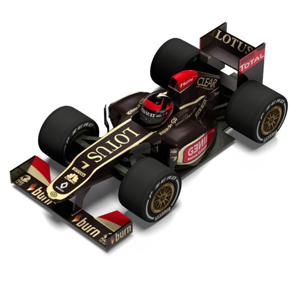 F1 2013 Lotus