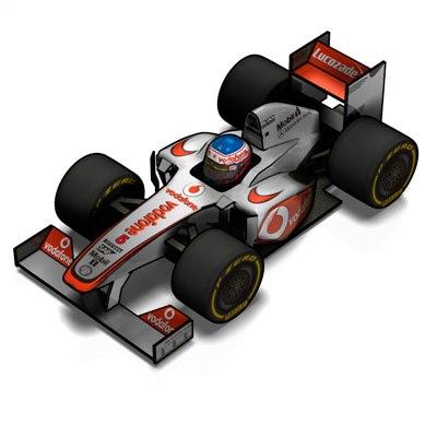 F1 2013 McLaren