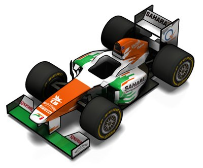 F1 2013 Force India