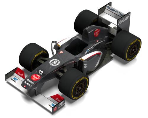 F1 2013 Sauber