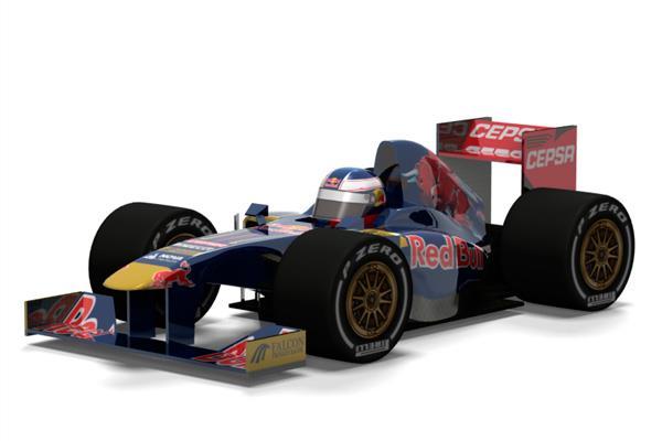 F1 2013 Tro Rosso