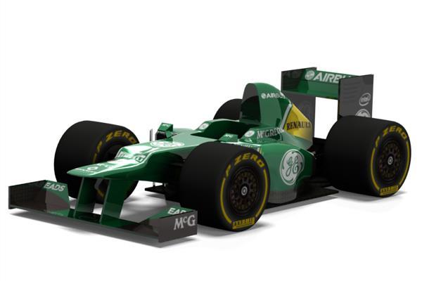 F1 2013 Cataham