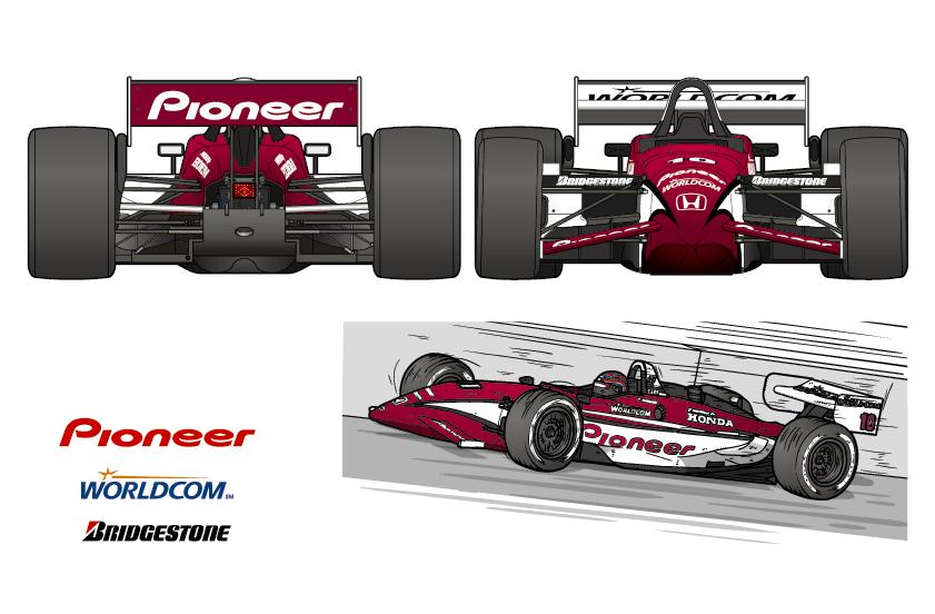 Cart 2002 Pioneer