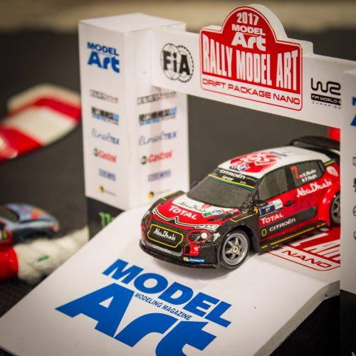 Rally ModelART