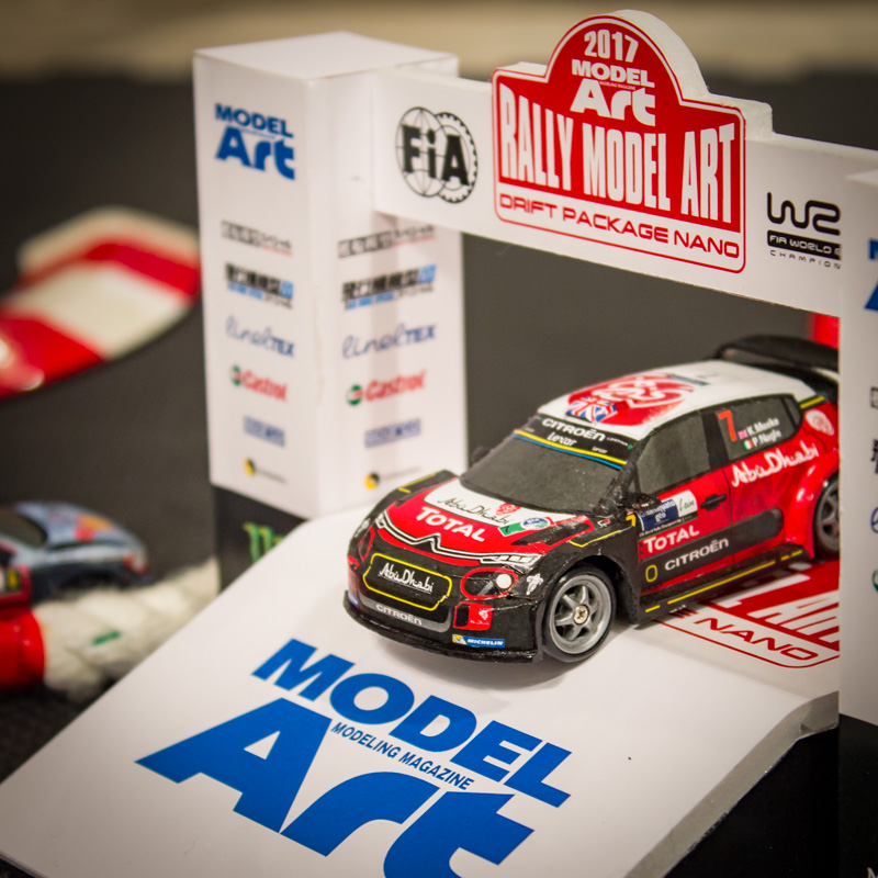 Rally ModelART