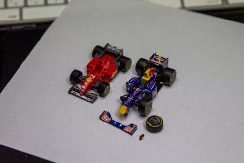 3Dプリント出力のサイズ感
