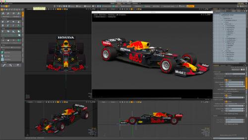 F1 2021年開幕戦