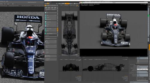 2021年F1開幕前テスト